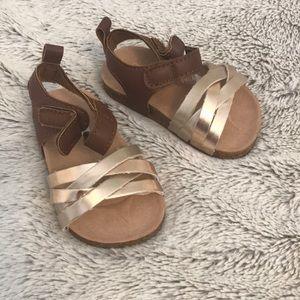 New Carter sandals